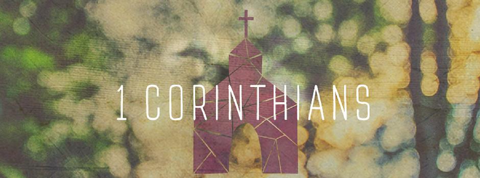 1 Cor web banner